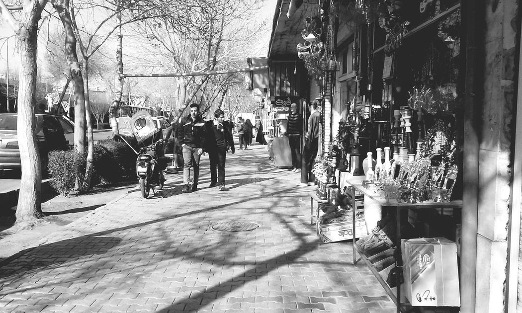 Wellcome Back To Winter Walking Outdoors Real People Day People City Men Blackandwhite Black And White Black&white Black & White Black And White Photography Blackandwhite Photography Sunlight Eyes Soul Lifestory Iran Isfahan Esfahan Should Be Here Life Style Winter Street MJ028 The City Light