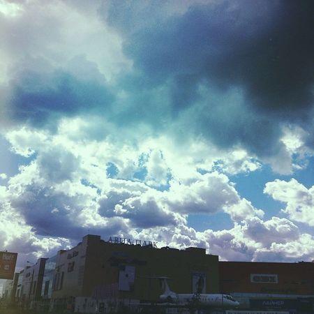 Sky Mextures Msk Moscowcity Moscow небо Clouds облака Instagram Instanature Photo Photography Авиапарк мск МояМосква