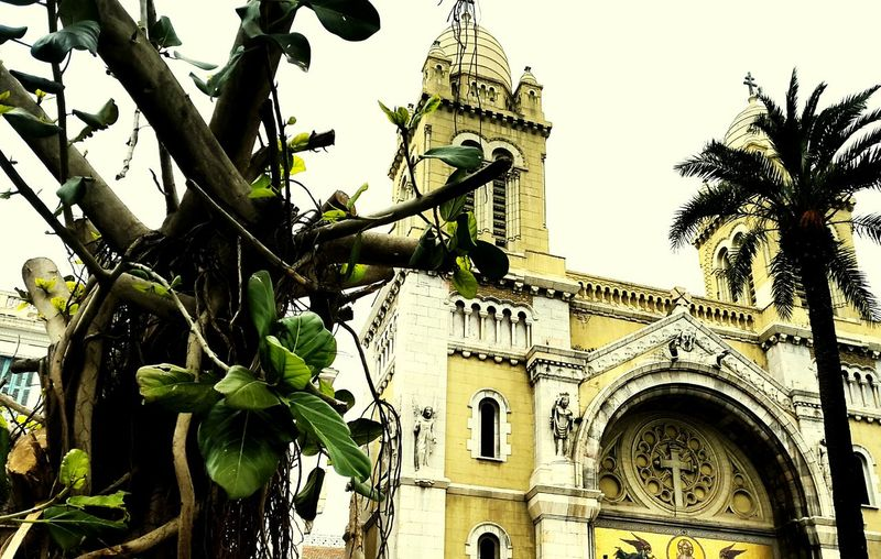 Beautiful Tunisia Christmas Religion Architecture Buildings Historical Building Cathedrale