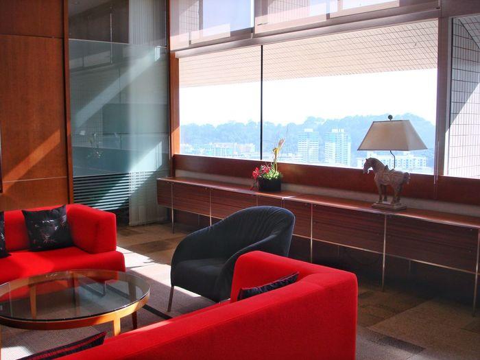 Singapore Indoors  Interior Design Interiors Lobby View Light
