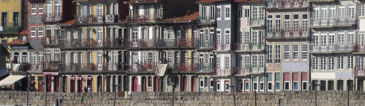 Architecture Building Exterior Buildings City City Life Douro  Famous Place History Old Town Outdoors Porto Portugal Portugal_em_fotos Residential District Ribeira