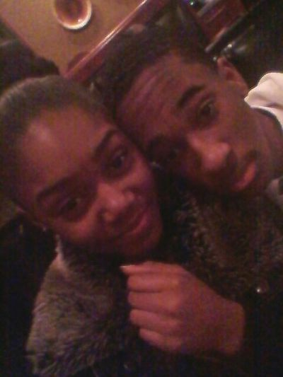 Me & My Baby on His Bday ! * 2 - 6 - 13 :)