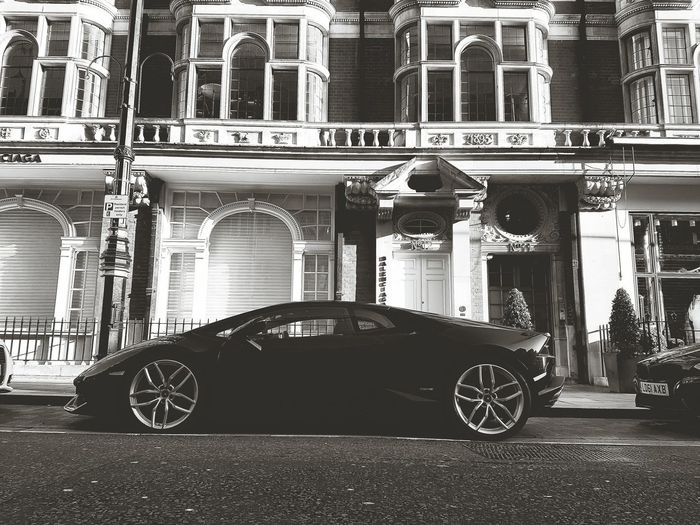 Lamborghini Huracan That's Me Uk London