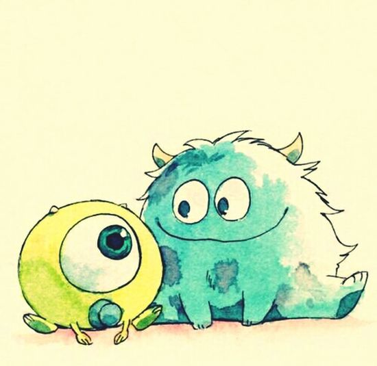 I love it Iloveit Monsters INC