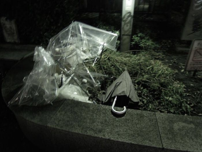Canonphotography Canon Peace And Quiet Streetphotography Street Snapshot Snap 東京 Tranquillity Citylife Alone Nightwalk Nightphotography Walking Around 세계 Midnight Tokyo NoPeopleAround Nopeople Trash Umbrella Garbage No People Outdoors Night Mobility In Mega Cities EyeEmNewHere