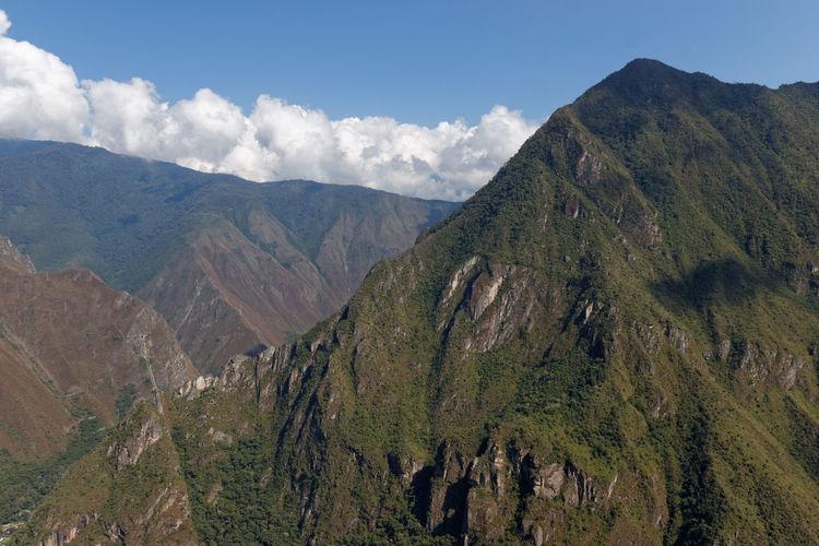 Mountain near
