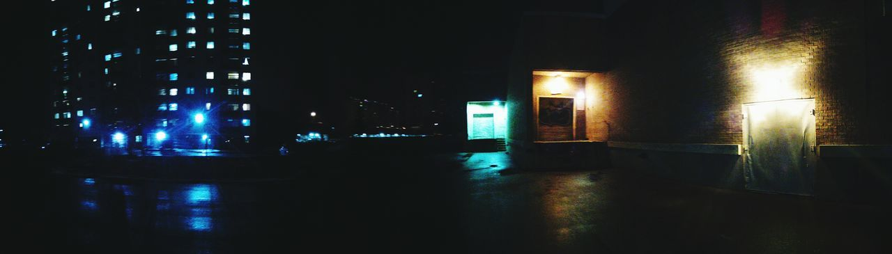 1995 HipHop Rnb Wavy 90's  Panoramic Dark Night Night Life Building First Eyeem Photo