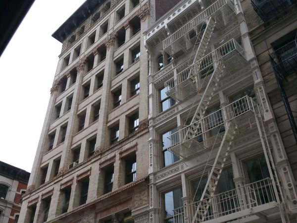 Fireescape NYC Building