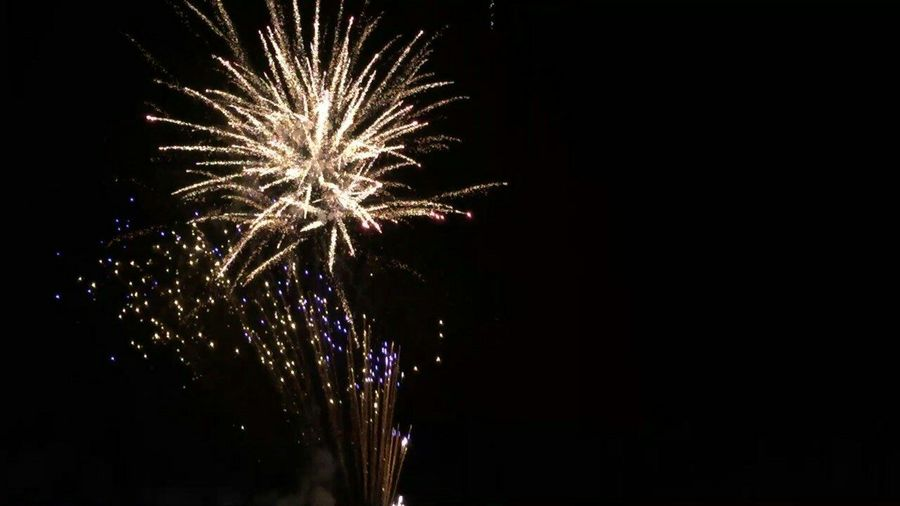 Celebration Firework Display Night Event Motion Fireworks By Me Shooting Shells Happy New Year