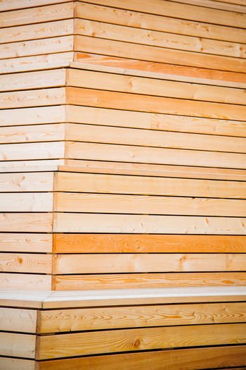 Arrangement Close-up Decking Decking Wood In Line Lines Order Plank Repetition Selective Focus Wood - Material Wooden