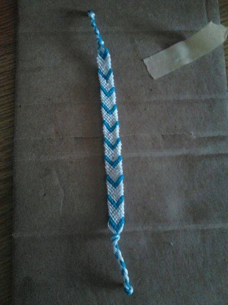 Finally i donne my bracelet