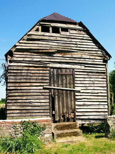 Abandoned Abandoned Places Shed Building Old Wooden