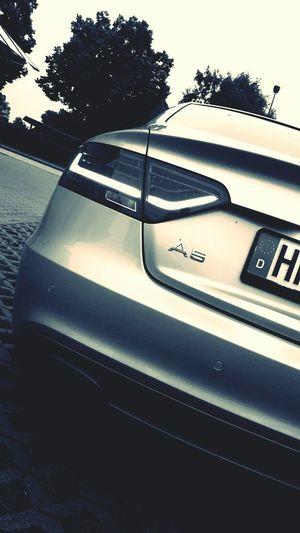Audi A5 quattro sline