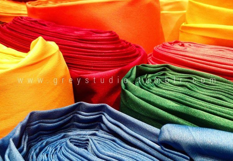 Altamoda medan Greystudio Colors Colorful Multi Colored Retail  Textile Fabric