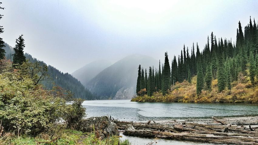 Weekendtrip Kolsay Beauty Of Nature Almaty, Kazakhstan Feel The Journey Galaxy S6 Fine Art Photography EyeEm X Adobe - The Great Outdoors