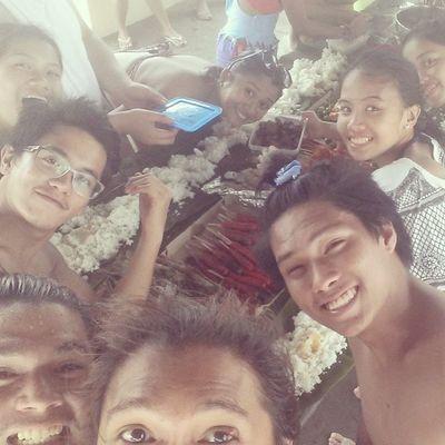 Lunch w the kapatids AngNawalangKapatid ProjectNegra ItimBuilding