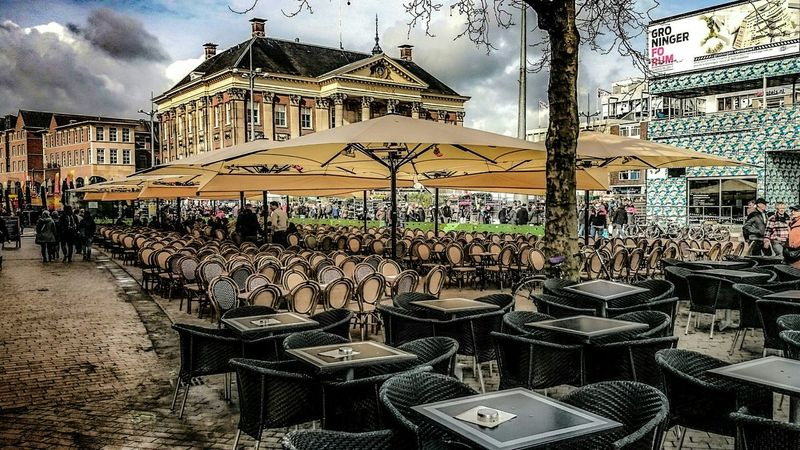 Have A Seat, Hdr Edit, Discover Your City Groningen, Enjoying Photography Enjoying The View Cityscapes