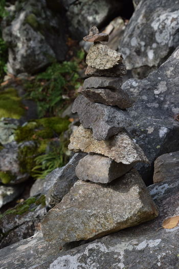 stone tower 5 Beauty Beauty In Nature Close-up Day Nature No People Outdoors Pyramid Representing Stability Stack Stapled Stone Stones Sunlight Tower
