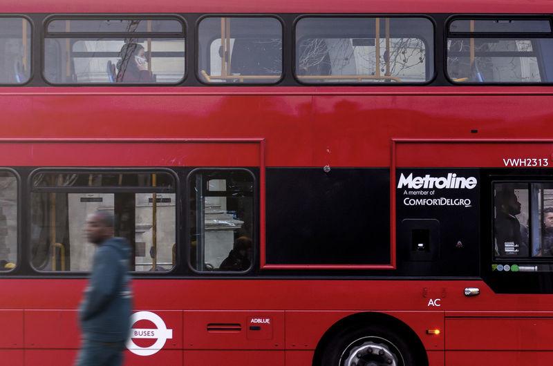 39 | Decker Bus
