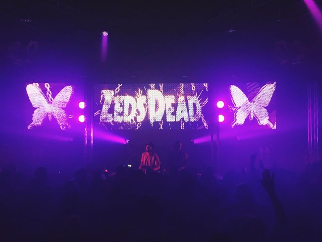 Zeds Dead!!! Zedsdead VJ Ageha Tokyo Japan Photo Nightclub Club Dubstep Edm Edmfamily Ultramusicfestival Dj Lighting