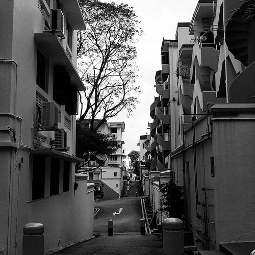Singaporearchitecture Sg_architecture Architecture Residences Bnwphotography Bnw_collection Bnwsingapore Bnw_city Bnw_sg Spiral Staircases Tiong Bahru Singapore