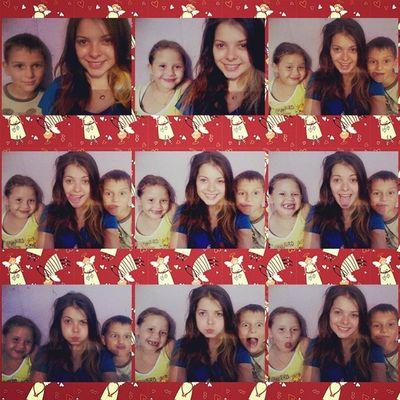 Love Cute Girl Beautiful happy fun family smile sisters brother