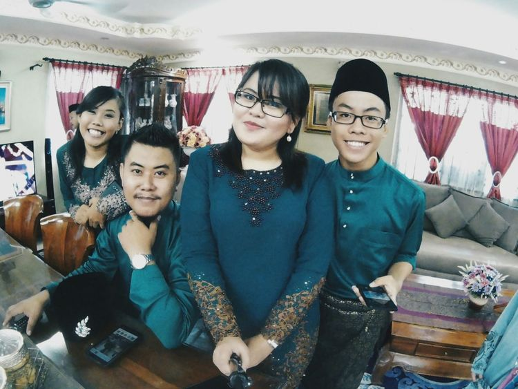 Groupshot Group Selfie Eidmubarak2015 Maaf Zahir Dan Batin