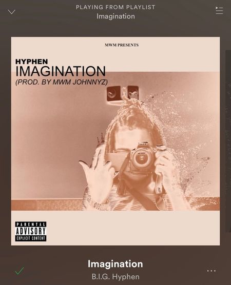 New song I produced Out on All platforms https://itunes.apple.com/us/album/imagination-single/1419296902 Apple Music Itunes Spotify Cool Art Music Rap Hip Hop