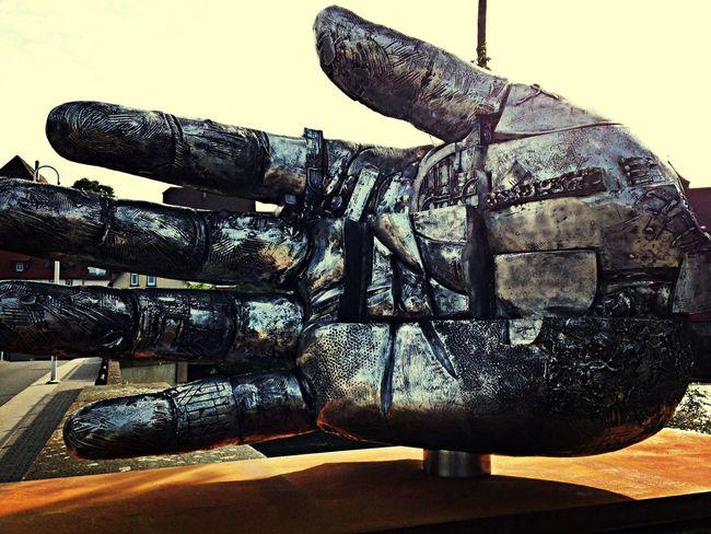 Besigheim Iron Hand