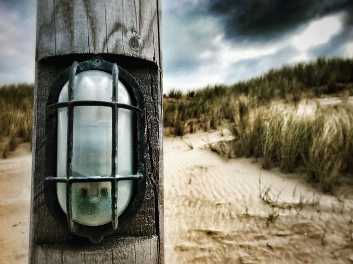 Bulleye No People Close-up Outdoors Nature Sky Day Nature Beach Beachphotography Lamp