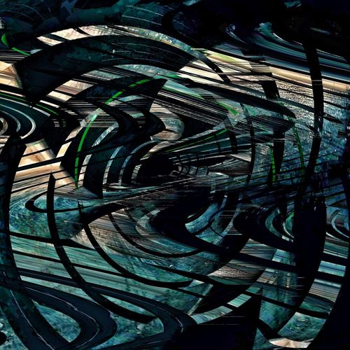 Abstract Architecture Abstract Art Background Circle Computer Art Concentric Design Digital Art Glitch Art Metal Metallic Spiral Texture