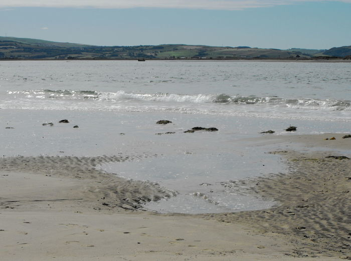 Aberdovey Aberdovey Wales UK Wave Beach Beachphotography Beauty In Nature Day Environment Estuary Idyllic Land Motion Mountain Nature No People Non-urban Scene Outdoors Pollution Sand Scenics - Nature Sea Sky Tranquil Scene Tranquility Water