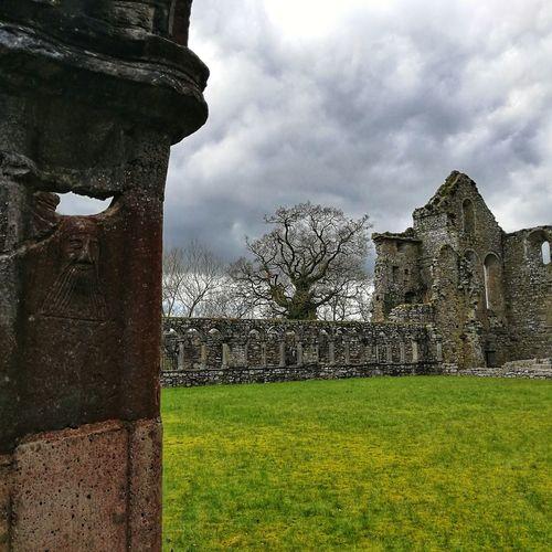 Monastery Abbey