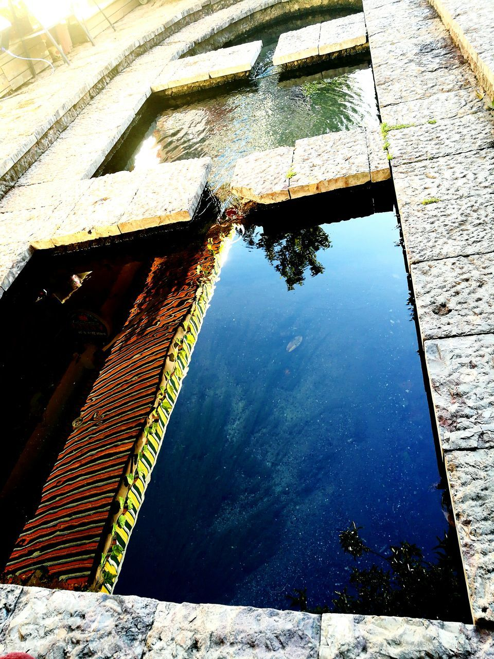 day, water, built structure, architecture, no people, outdoors, nature, sunlight, building exterior, beauty in nature, sky