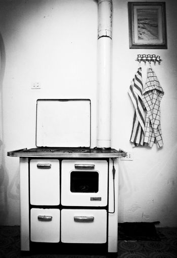Chimney Stove Tuscany Blackandwhite Contry Living Day Fire Home Interior Indoors  Kitchen No People Old Tuscany Italy Vintage Vintage Kitchen