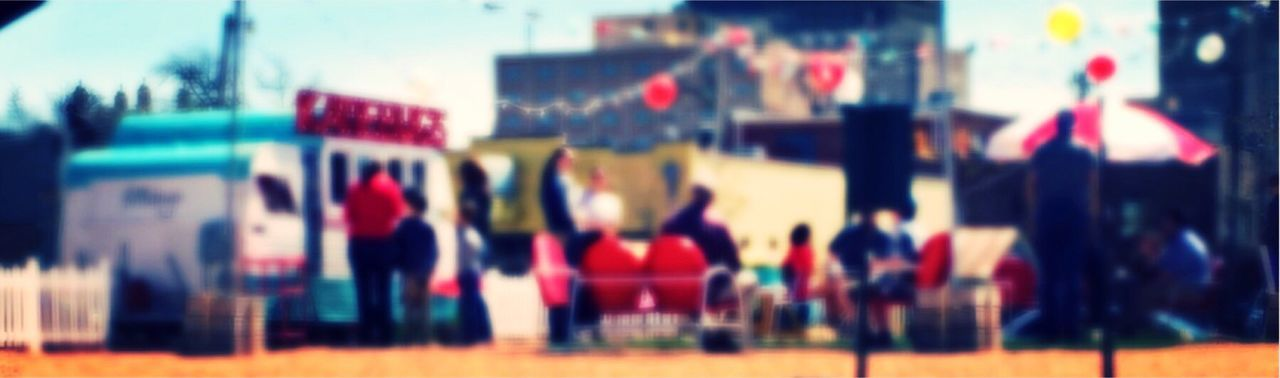 Oklahoma Springtime Downtown Downtownokc  Snowcone Snow Cone Stand Vibrant Colors IPhoneography IPhone Streetphotography Street Photography Enjoying Life Enjoying The Sun Enjoy Eating Enjoy The Little Things