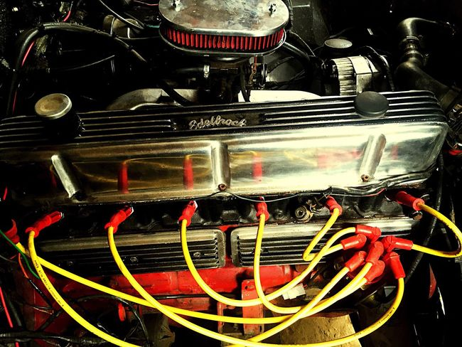 Opala Opel Chevrolet Hot Rod 6cc