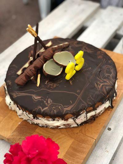 Cake. Sweet
