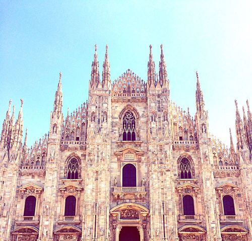 Milan ⛪️ Duomo Milano Traveling The Places I've Been Today Italy IPhoneography Eyem Best Shots Goodplace OpenEdit Cityscape