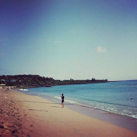 風大太陽大 Sunshine Beach