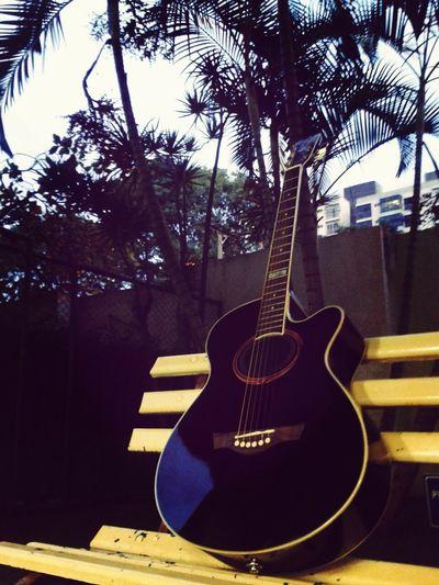 meu violão♡