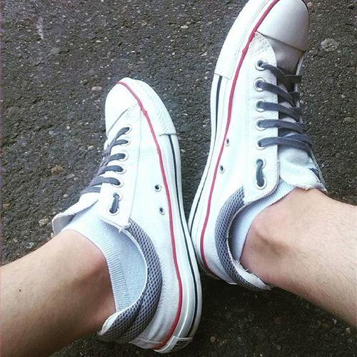 Converse All Star White My_converse