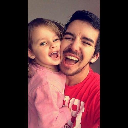 Amorzinho da minha vida. Littlesister. Love ♥ Family.