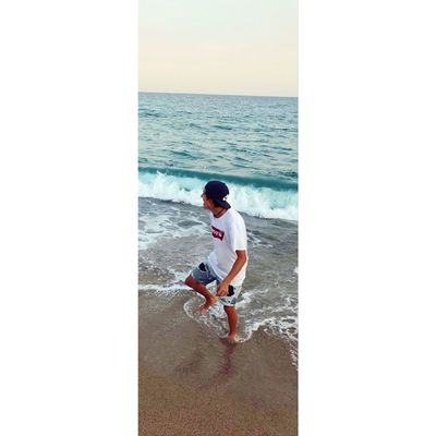 instagram.com/haaarrriiii383 Sea Beach Water Vacations Horizon Over Water Full Length One Person Summer Leisure Activity Sand Outdoors Day Boys Lifestyles One Man Only Clear Sky Only Men People Nature Sky
