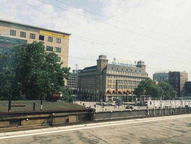 Notes From The Underground Public Transportation Stadt Essen NRW