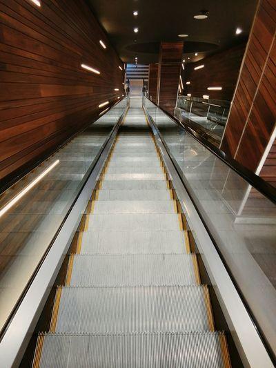 Escalator Infinity Chatswood