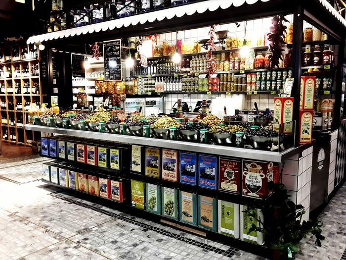 Sarona Market Pickles