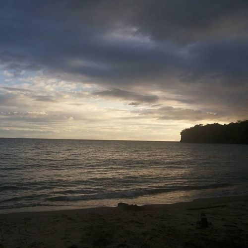 Sunset Nofilter Summerindecember WhenInBataan Beachlife Lifeisabeach PlayingInTheShore
