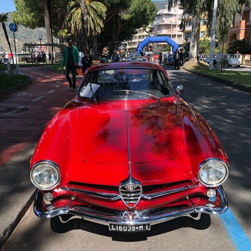 Alfa Romeo on