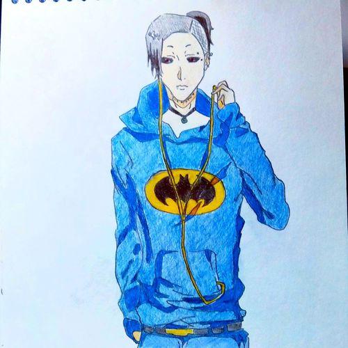 Art Anime Drawing Anime Tokyo Ghoul Manga Otaku Uta Drawing